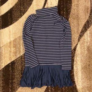 Little girls Turtleneck dress